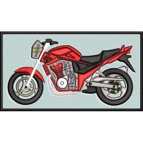 EMBLEMA MOTOCICLIST - SPATE GEACA