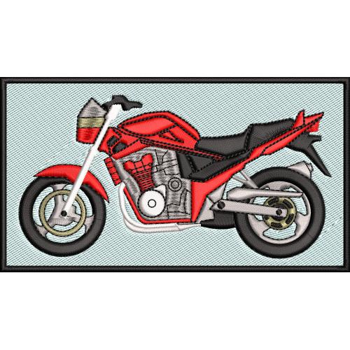 EMBLEMA MOTOCICLIST - SPATE GEACA -2