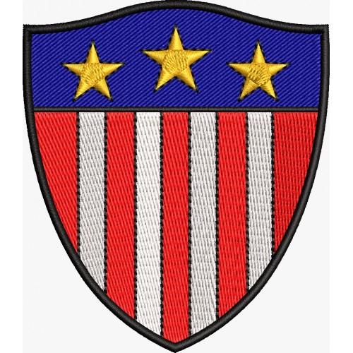 ECUSON / EMBLEMA -  S.U.A.