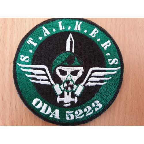 Patch-uri militare – STALKERS
