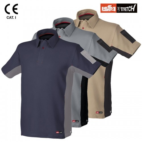 Tricou POLO MS LIARD stretch
