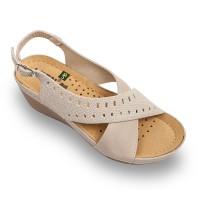 Sandale Leon 1030 beige - dama