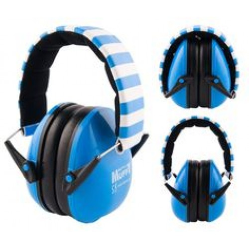 Aparator de urechi ALPINE MUFFY pt. copii Albastru