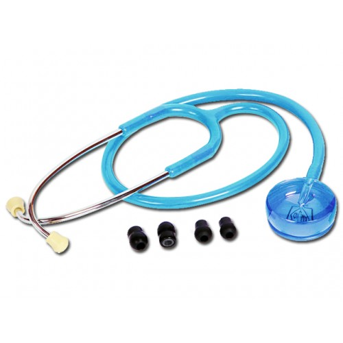 Stetoscop 'Designe stheto' Gima - albastru deschis (32527)