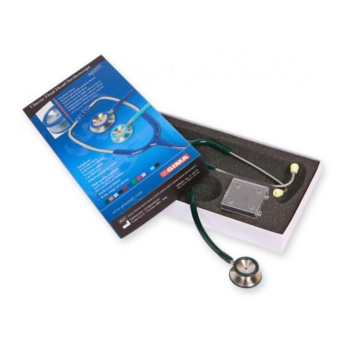 Stetoscop Acustic Classic II- verde (325431