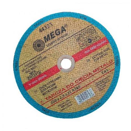 DISC DEBITARE METAL 180X2.5MMA30S