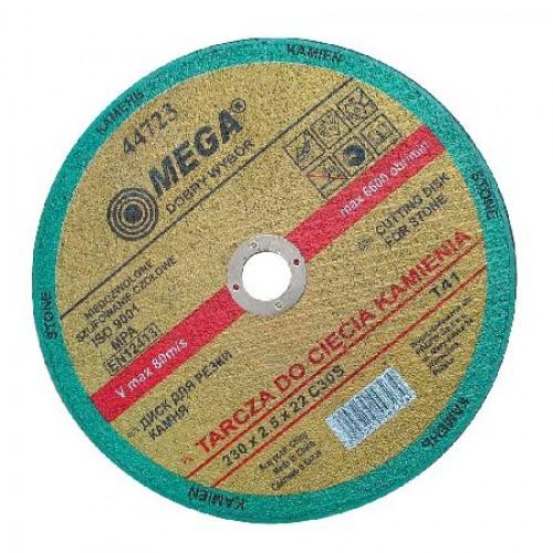 DISC DEBITARE PIATRA 230X2.5MMC30S