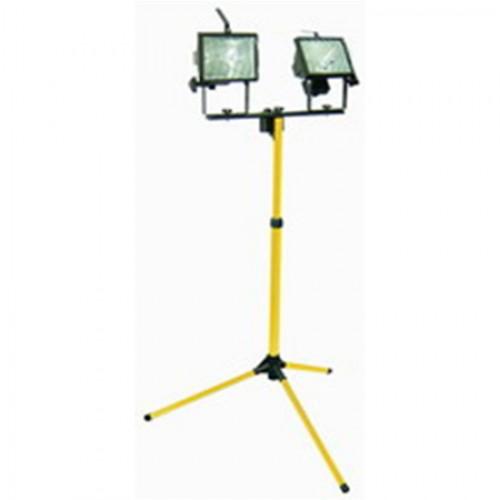 LAMPA HALOGEN PORTABILA CU STATIV 2X500W220V