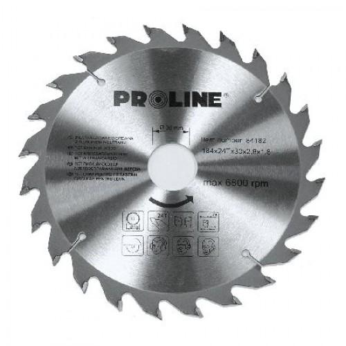 DISC CIRCULAR PENTRU LEMN CU DINTI VIDIA 184MM48D.