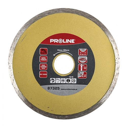 DISC DIAMANTAT CONTINUU EXTRA DUR 180MM25.4MM