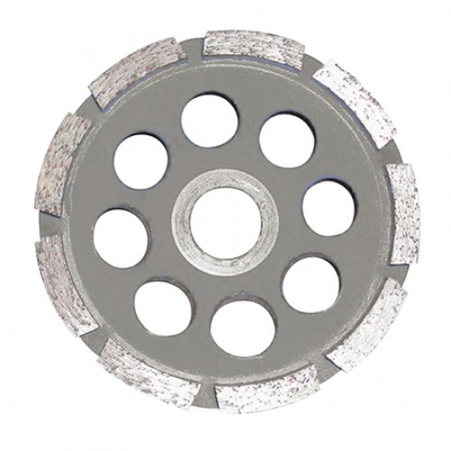 DISC DIAMANTAT SEGMENTAT DE SLEFUIRE 125MM