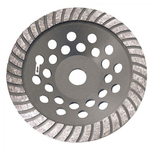 DISC DIAMANTAT TURBO DE SLEFUIRE 125MM