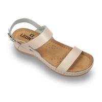 Sandale Leon 920 beige - dama