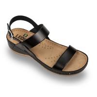 Sandale Leon 920 negru - dama