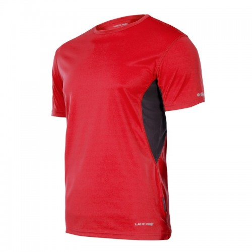 TRICOU FUNCTIONAL POLIESTER / ROSU