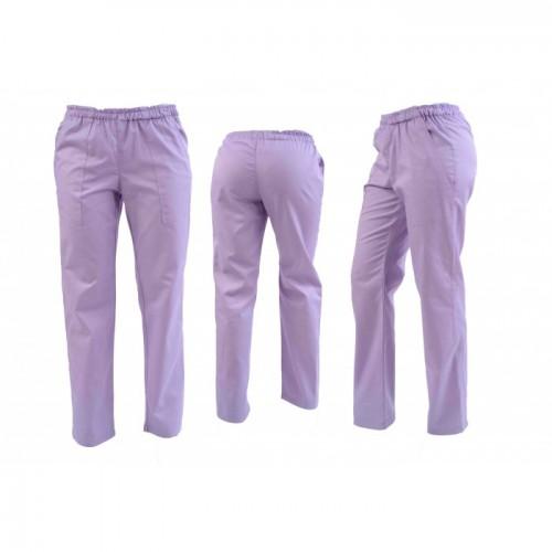 Pantaloni lila unisex