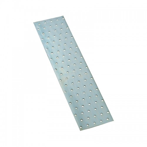 PLACA PERFORATA ZINCATA 2/100X200MM (5MM)