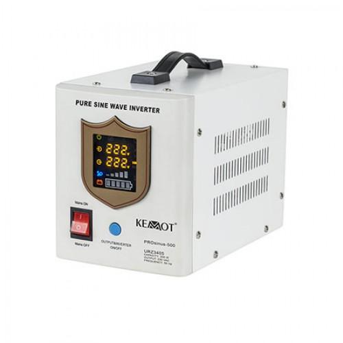 UPS PENTRU CENTRALE TERMICE CU SINUS PUR12V500W