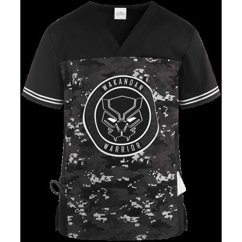 Bluza medicala   Tooniforms Marvel Wakandan Warrior   (CK707MAW)