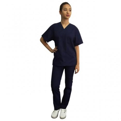 Costum medical bluemarin - unisex