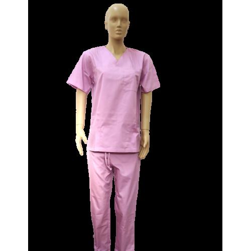 Costum medical lavanda - unisex