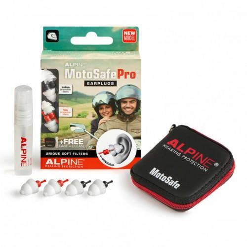Moto Safe Pro - Dopuri de urechi pt. motociclisti