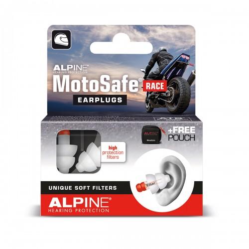Moto Safe Race - Dopuri de urechi pt. motociclişti