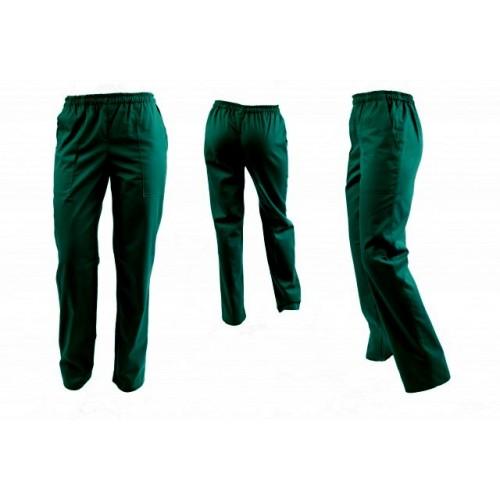 Pantaloni verde inchis unisex