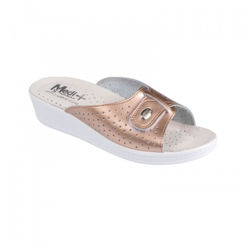 Papuci Medi+ 312SB metalic rose - dama