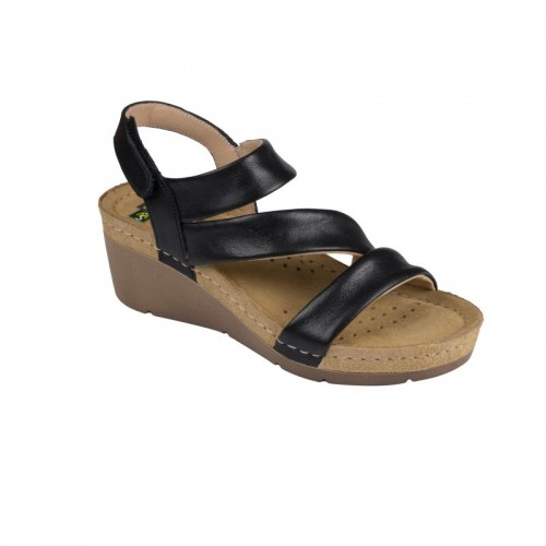 Sandale Leon 1020 negru - dama