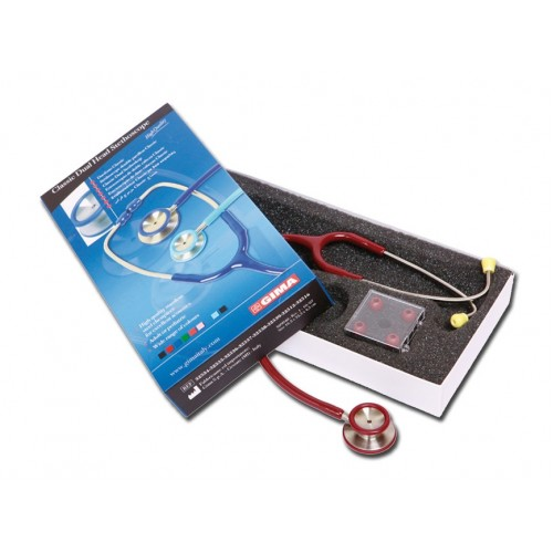 Stetoscop Acustic Clasic II- burgundy (32535)