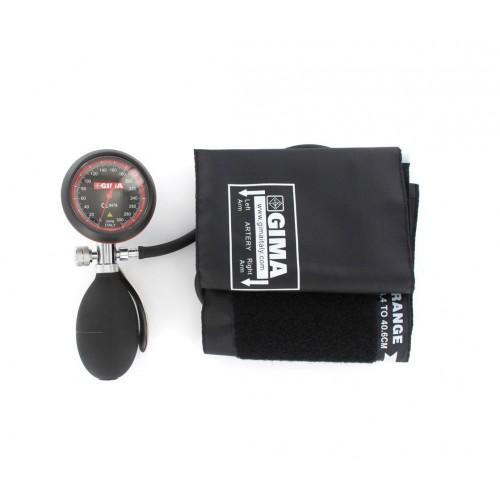 Tensiometru mechanic - negru (32725)