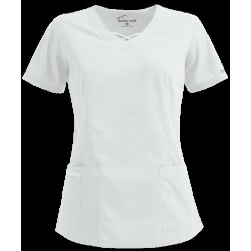 Bluza medicala 'Criss Cross' (UA626C)